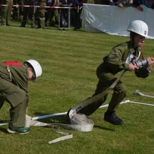 2. Feuerwehrjugend-Leistungsbewerb