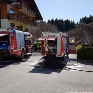 Entstehungsbrand in Hackschnitzelanlage: Großbrand verhindert