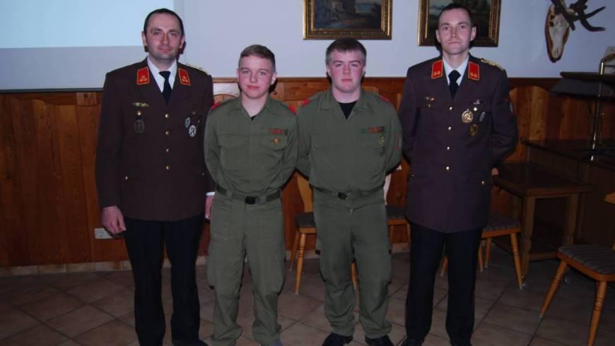 Wehrversammlung 2013