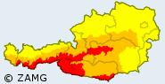 STURMWARNUNG der ZAMG für die Steiermark – höchste Warnstufe