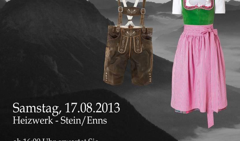 Sommerfest der FF Stein/Enns