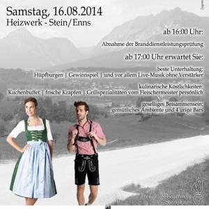 Sommerfest 2014 – Update