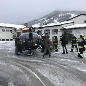 Schneeeinsatz 2019