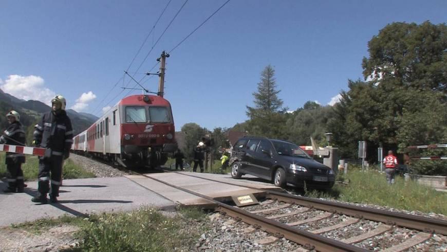 Verkehrsunfall in Tunzendorf