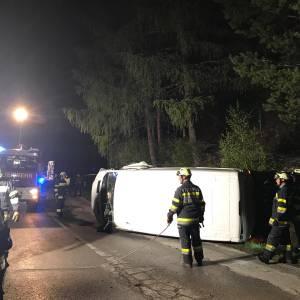 Verkehrsunfall auf der L704