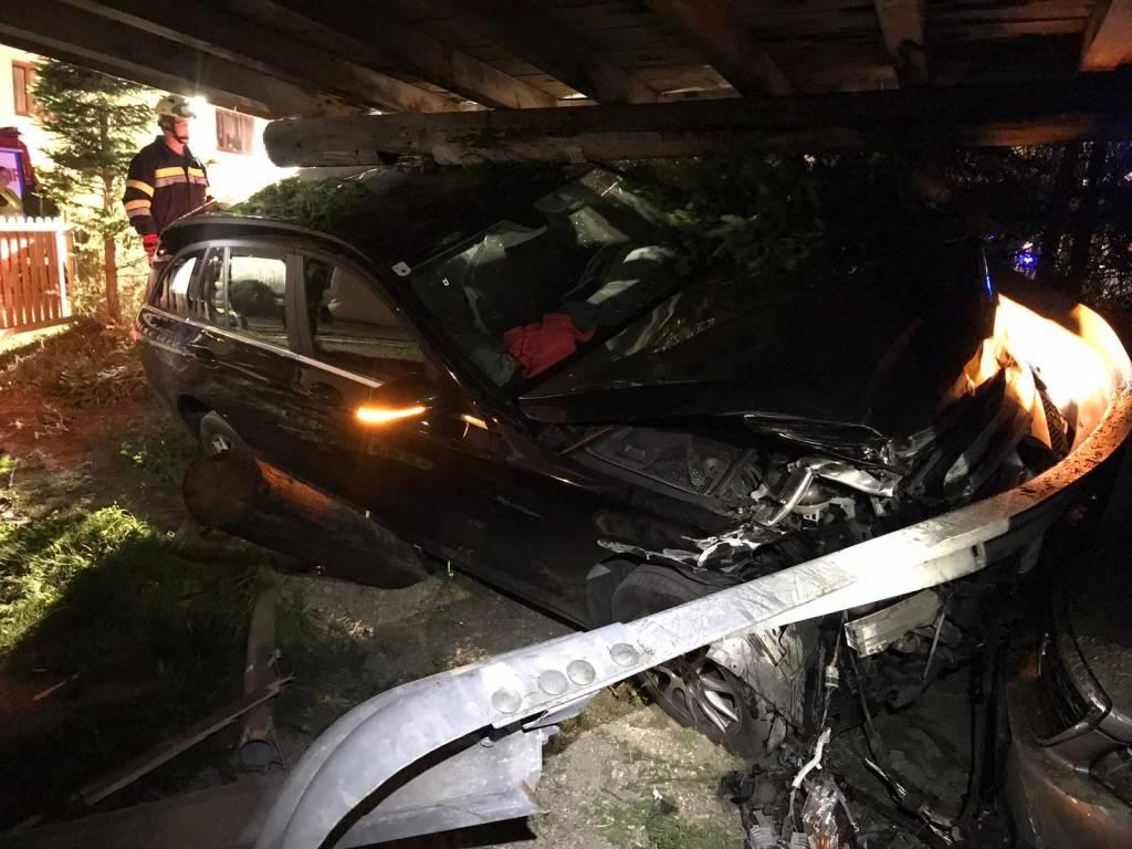 Verkehrsunfall im Ortsgebiet von Stein/Enns
