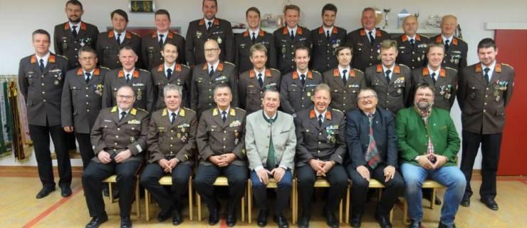 Abschnitt Gröbming wählte einstimmig ABI Josef Zörweg