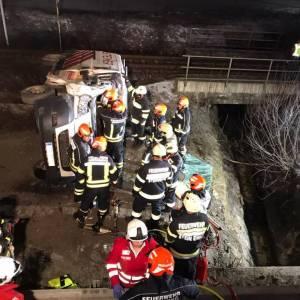 Schwerer Verkehrsunfall bei Michaelerberg