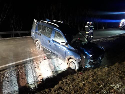 Verkehrsunfall Pruggern 2019
