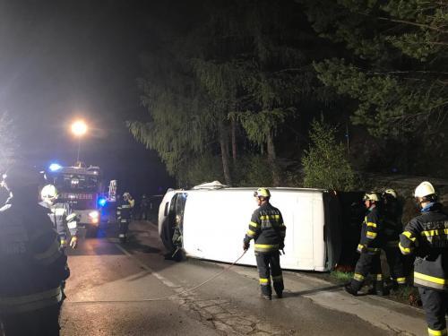 Verkehrsunfall Sölk 2019